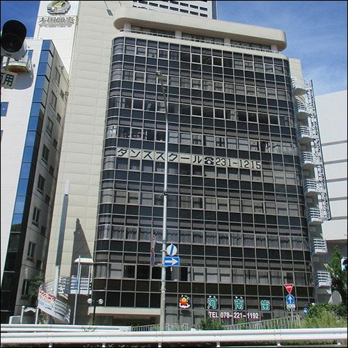 兵庫支店の地図